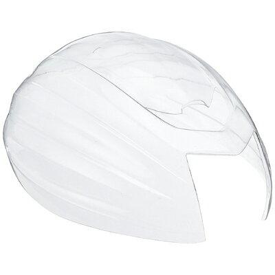 LAZER(レイザー) サイクルヘルメット エアロシェル Z1用 クリアー Sサイズ