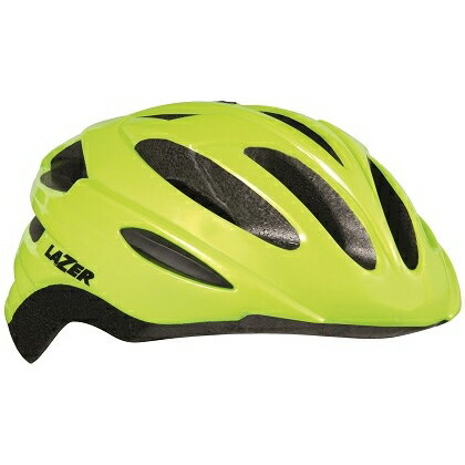 LAZER(レイザー) サイクルヘルメット Neon フラッシュイエロー Sサイズ