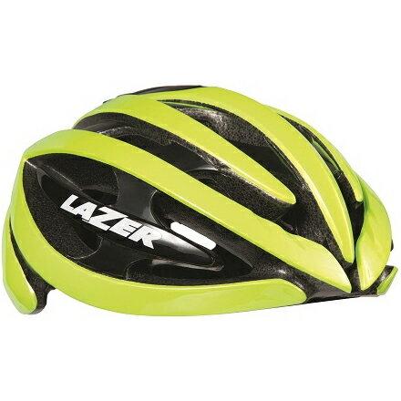【送料無料】 LAZER(レイザー) サイクルヘルメット Genesis フラッシュイエロー Mサイズ