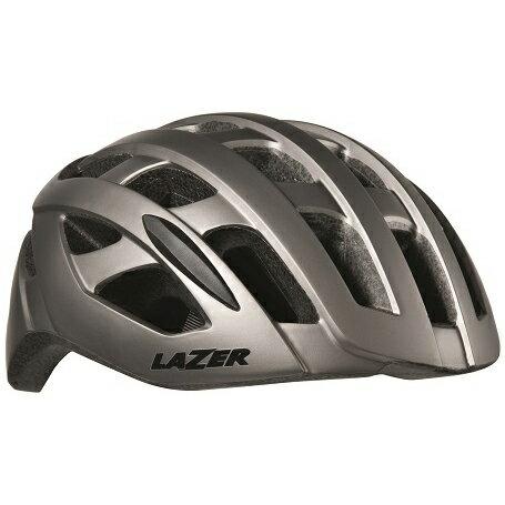 【送料無料】 LAZER(レイザー) サイクルヘルメット Tonic マットチタニウム Mサイズ