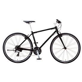 送料無料 ミヤタ(MIYATA) クロスバイク カリフォルニアスカイ C ACSC380 (OK26) ハーフマットブラック 【2020年モデル】【完全組立済自転車】