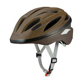 OGK KABUTO(オージーケーカブト) ヘルメット スクード・L2マットテーラーブラウン57-59