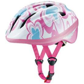 OGK KABUTO 子供用ヘルメット J-CULES2 フラワーピンク 【自転車用品】【メーカー純正品】【正規代理店品】