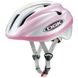 OGK KABUTO 子供用ヘルメット J-CULES2 P.ホワイトピンク 【自転車用品】【メーカー純正品】【正規代理店品】