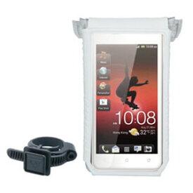 TOPEAK(トピーク) スマートフォン ドライバッグ 4 (3-4インチ) WHT