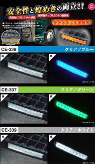Bratz 一步轻绿 / 蓝 / 白 24-V 型 r/l 设置