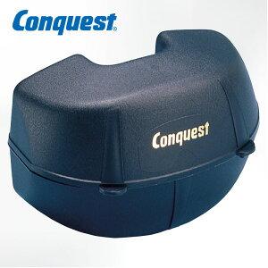 Conquest コンケスト ゴーグルケース DX CAS22D スノーゴーグル用 ハードケース ブラック 【メール便不可・宅配便配送】
