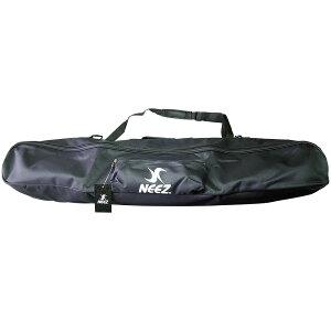 NEEZ スキーボードケース 100cmまで対応 収納バッグ NE14003 ショートスキー ファンスキー 【メール便不可・宅配便配送】
