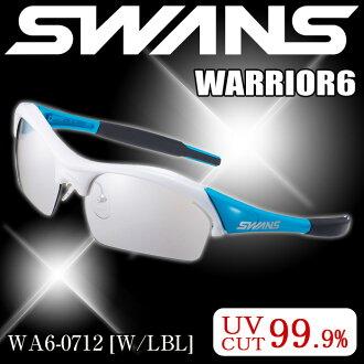 SWANS WARRIOR6-BM WA6-0712 W/LBL ◇ WARRIOR6 ◆ mirror lens model ♪ swans sunglasses fs3gm