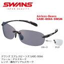 スワンズ (SWANS) スポーツサングラス Airless-Beans SABE-0066 DMSM2 レディース 調光レンズ uvカット ケース付き ランニ...