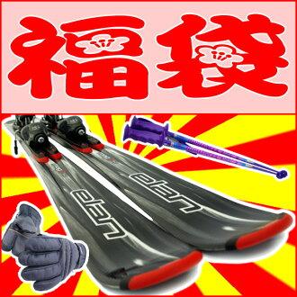 與四點集 ELAN 雕刻滑雪 ELAN MAG2 男裝女裝曲面 152 釐米