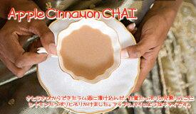 紅茶 フルーツティ 2番人気チャイ:AppleCinnamonCHAI「アップルシナモンチャイ」業務用 (1000g)【送料無料:宅配便】