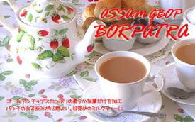 紅茶 インド紅茶:2019年アッサムセカンドフラッシュ・ボルパトラ茶園クオリティーGBOP (50g) メール便:送料無料