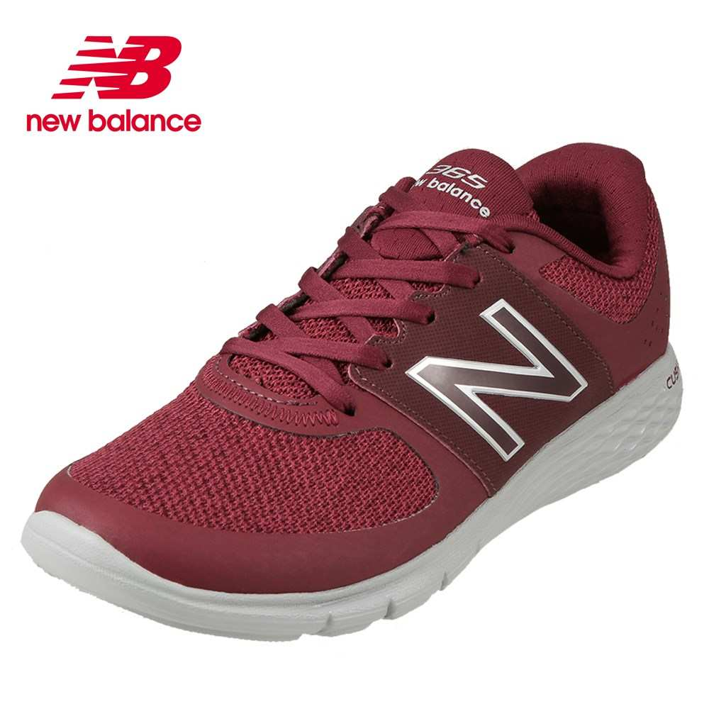 [全品ポイント5倍]ニューバランス new balance スニーカー WA365RDD レディース靴 靴 シューズ D相当 ローカットスニーカー 軽量 クッション性 スポーツ ジム カジュアル レッド SP