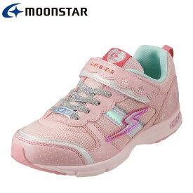 スーパースター SUPER STAR スニーカー SS J846 T キッズ靴 靴 シューズ 2E相当 ローカットスニーカー ガールズシューズ 女の子 女子 女児 軽量 バネのチカラ 人気 お菓子 スウィーツ かわいい ピンク SP