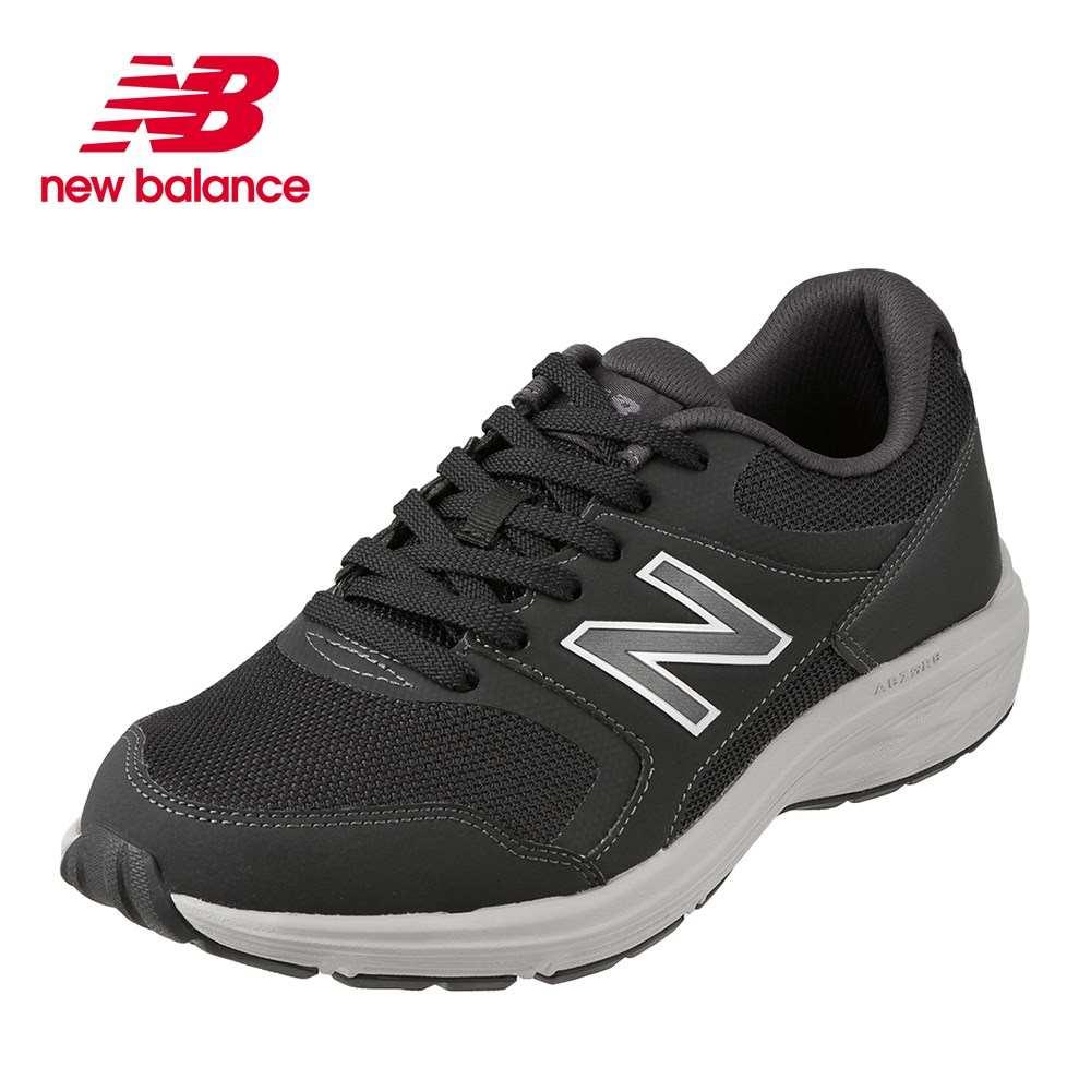 ニューバランス new balance スニーカー MW550BG14E メンズ靴 靴 シューズ 4E相当 ウォーキングシューズ ローカット ジム ジョギング フィットネス クッション性 幅広 大きいサイズ対応 28.0cm ブラック SP