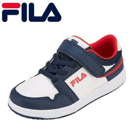 フィラ FILA スニーカー FC-4204J キッズ靴 靴 シューズ 3E相当 ローカットスニーカー カジュアルスニーカー 子ども 男の子 Saltare 通学 学校 ブランド 人気 おしゃれ 履きやすい 歩きやすい トリコロール SP