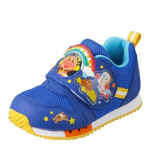 アンパンマン アンパンマン スニーカー APM C150 T キッズ靴 靴 シューズ 2E相当 子ども 男の子 ローカットスニーカー アンパンマン 食パンマン カレーパンマン 洗えるインソール 抗菌 防臭 キ