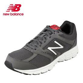 ニューバランス new balance メンズシューズ M460GR22E メンズ靴 靴 シューズ 2E相当 ランニングシューズ ローカットスニーカー ウォーキング 歩きやすい クッション性 スポーツ ジム 大きいサイズ対応 28.0cm 29.0cm グレー×ブラック SP