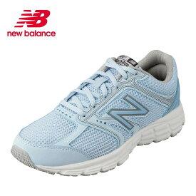 ニューバランス new balance レディースシューズ W460SS2D レディース靴 靴 シューズ D ランニングシューズ ローカットスニーカー ウォーキング 歩きやすい クッション性 スポーツ ジム 大きいサイズ対応 ブルー SP