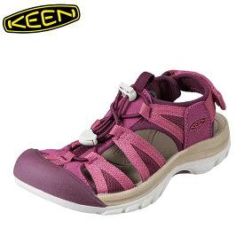 キーン KEEN サンダル 1018850 レディース靴 靴 シューズ 2E相当 レディース サンダル 軽量設計 VENICE II H2 大きいサイズ対応 パープル SP