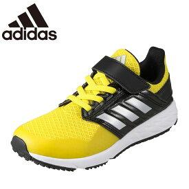 アディダス adidas スニーカー F36103 キッズ靴 靴 シューズ 子ども 男の子 ローカットスニーカー アディダスファイト EL K 運動 体育 スポーツ 人気 ブランド 走りやすい イエロー×シルバー SP
