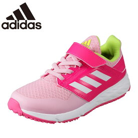 アディダス adidas スニーカー F36104 キッズ靴 靴 シューズ 子ども 女の子 ローカットスニーカー アディダスファイト EL K 運動 体育 スポーツ 人気 ブランド 走りやすい ピンク×ホワイト SP