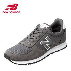 ニューバランス new balance U220FKD メンズ靴 D メンズ スニーカー コンビ素材 220 シリーズ 大きいサイズ対応 LEAD SP