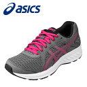 アシックス asics レディースシューズ 1012A533.020 L レディース靴 レディースランニングシューズ LADY レセント 11 グレー×ピンク SP