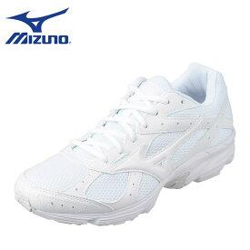 ミズノ MIZUNO K1GA181601 メンズ靴 3E相当 スポーツシューズ ホワイトスニーカー 白 しろ 大きいサイズ対応 ホワイト SP