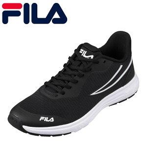 フィラ FILA FC-2212 メンズ靴 靴 シューズ スポーツシューズ 軽量 軽い ランニング ジム ブランド 有名 ブラック SP