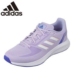 アディダス adidas H04518 レディース靴 靴 シューズ 2E相当 スポーツシューズ ランニングシューズ 軽量 軽い エントリーモデル パープル SP