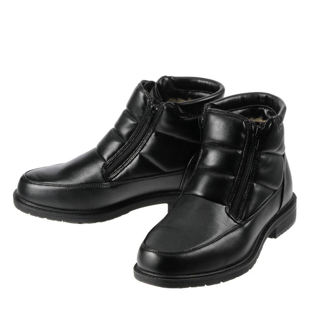 [ホットウォーカー] Hot Walker 3660 メンズ | メンズスノーシューズ | メンズブーツ | 雪靴 シンプル | 保温機能 暖かい | ブラック SP