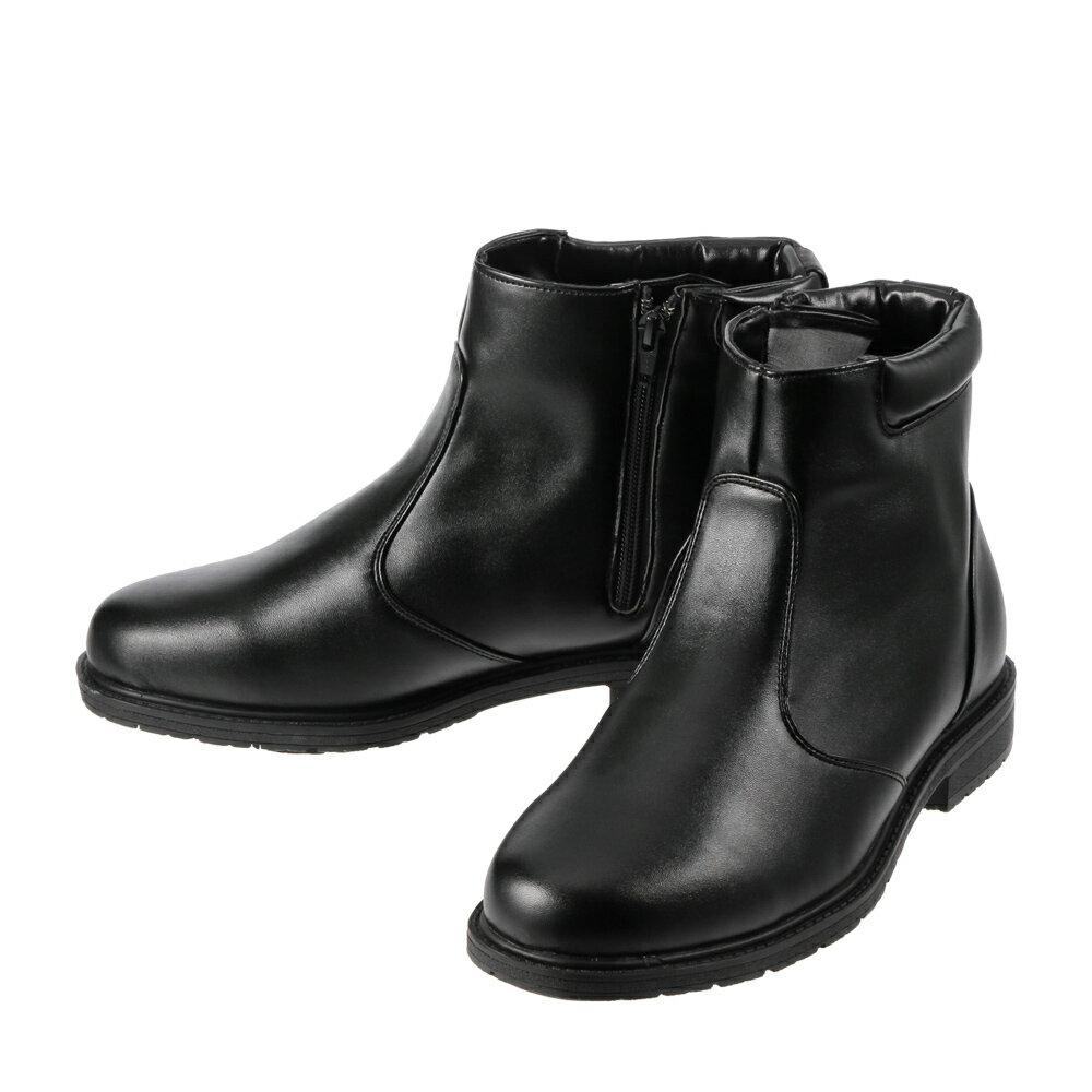 [ホットウォーカー] Hot Walker 3661 メンズ | メンズスノーシューズ | メンズブーツ | 雪靴 シンプル | 保温機能 暖かい | ブラック SP