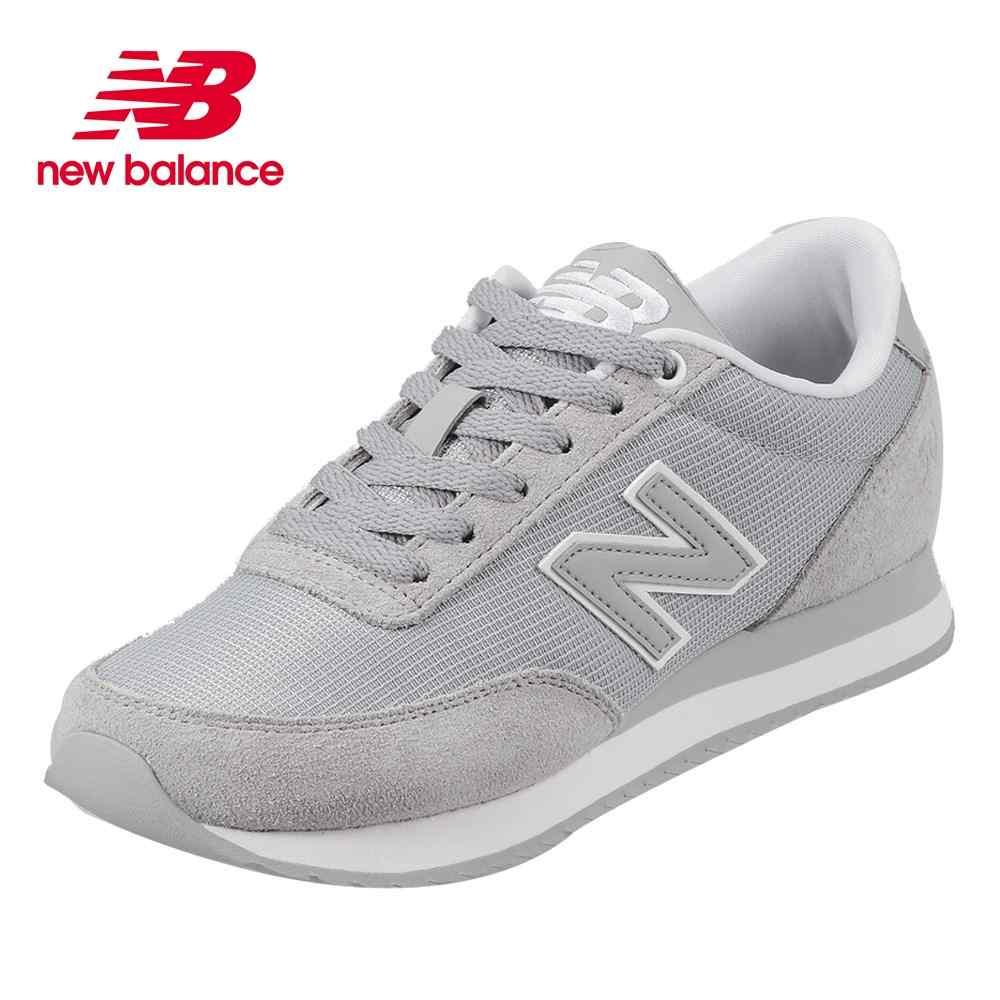 ニューバランス new balance スニーカー WZ501PCEB レディース 靴 シューズ B相当 ローカット スニーカー スポーツ ジム ウォーキング ジョギング クッション性 大きいサイズ対応 25.0cm グレー TSRC