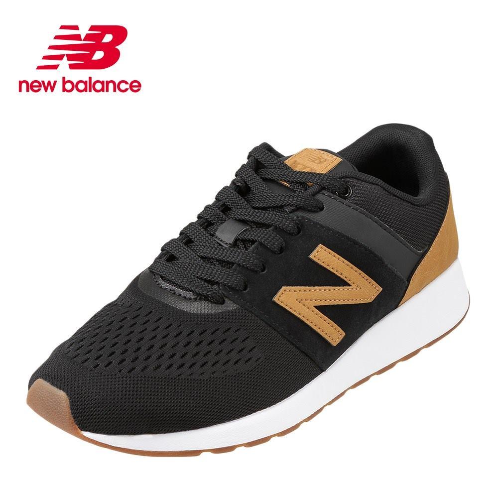 ニューバランス new balance メンズ靴 MRL24CRAD スニーカー 靴 シューズ D ローカットスニーカー 当店限定モデル スポーツ カジュアル 大きいサイズ対応 28.0cm 29.0cm ブラック TSRC