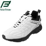 BioFitterバイオフィッタースポーツBF-175メンズウォーキングシューズローカットスニーカー軽量運動スポーツジムレースアップメンズ