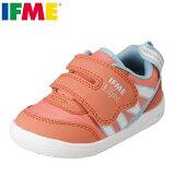 IFMEイフミー22-9201ベビー子ども女の子ローカットスニーカーベビーシューズ軽量履かせやすいベビー