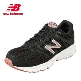 ニューバランス new balance レディースシューズ W460BP2D レディース靴 靴 シューズ D ランニングシューズ ローカットスニーカー ウォーキング 歩きやすい クッション性 スポーツ ジム 大きいサイズ対応 ブラック×ゴールド TSRC