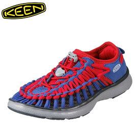 キーン KEEN レディース スニーカー 1019948 UNEEK O2 ユニーク ローカットスニーカー レディース靴 靴 シューズ スポーツサンダル スポサン 軽量 アウトドア キャンプ レジャー フェス ウォーターシューズ ブランド 人気 レッド TSRC