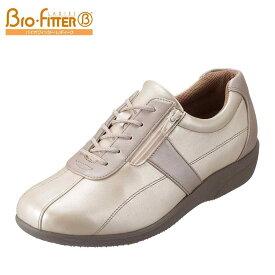 バイオフィッター レディース Bio Fitter コンフォートシューズ BFL-3013 レディース靴 靴 シューズ 3E相当 コンフォートシューズ レースアップシューズ ローカット 防水 防滑 抗菌 防臭 歩きやすい 大きいサイズ対応 24.5cm 25.0cm アイボリー TSRC