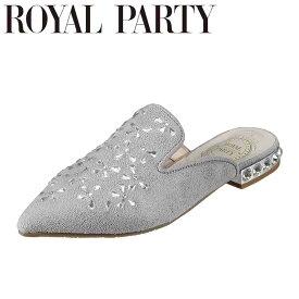 464cd7456a76a ロイヤルパーティ ROYAL PARTY RP5660 レディース靴 靴 シューズ 2E相当 ミュールパンプス ふかふかインソール クッション