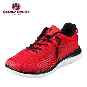 セダークレスト CEDAR CREST メンズシューズ CC-9277 ジョギング・マラソン シューズ 3E相当 メンズ ランニングシューズ キャタピースマート 結ばない靴紐 ALBATROSS 小さいサイズ対応 大きいサイズ