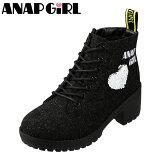 ANAPGIRLアナップガールANG-2284キッズ・ジュニアブーツ子供靴女の子キッズ・ジュニア