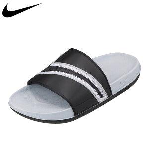 ナイキ NIKE CT7642-003 メンズ靴 靴 シューズ 2E相当 サンダル スポーツサンダル スポサン オフコート スライド SE3 小さいサイズ対応 大きいサイズ対応 グレー×ブラック TSRC