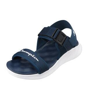 チャンピオン Champion CP ACT023M メンズ靴 靴 シューズ 2E相当 サンダル スポサン 軽量 軽い BEANS FORM SANDAL 大きいサイズ対応 ネイビー TSRC