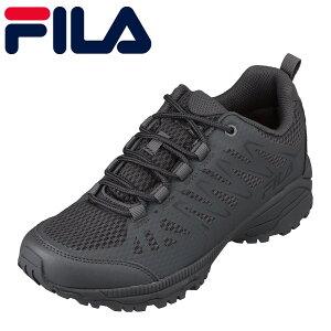 フィラ FILA F6217 メンズ靴 靴 シューズ 2E相当 カジュアルシューズ 防水 透湿 雨の日 人気 ブランド 小さいサイズ対応 大きいサイズ対応 グレー TSRC