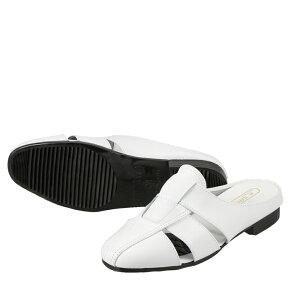 ミツワ MITSUWA MW603 メンズ靴 靴 シューズ カジュアルサンダル 日本製 コンフォートサンダル 仕事用 衝撃吸収 滑りにくい 履きやすい ホワイト TSRC