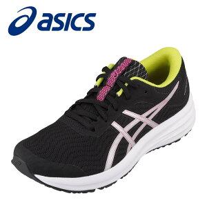 アシックス asics 1012A705.005L レディース靴 靴 シューズ E相当 スポーツシューズ ランニングシューズ クッション性 快適 ジム トレーニング ブラック×ピンク TSRC