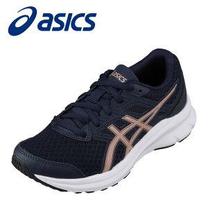 アシックス asics 1012B116.401L レディース靴 靴 シューズ 2E相当 スポーツシューズ ランニングシューズ 屈曲溝 屈曲性 動きやすい 大きいサイズ対応 ネイビー×ゴールド TSRC